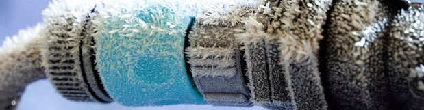 Protecting your Water Softener from Jack Frost