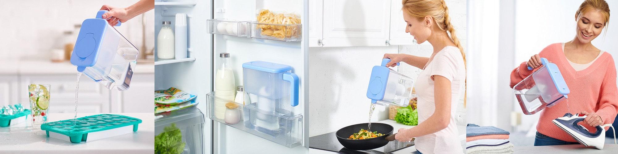 ecosoft dewberry filter jug uses