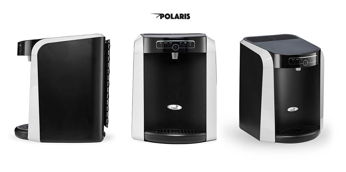 polaris water coolers side