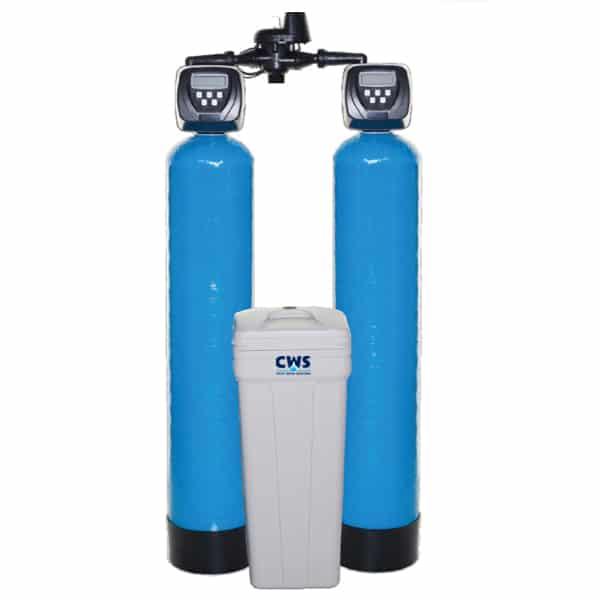 cws duplex water softener