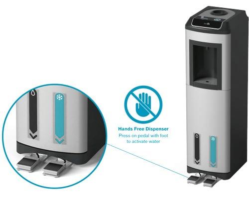 pedal-dispenser