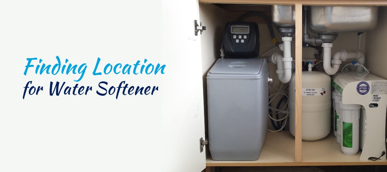 Where Should You Install a Water Softener?