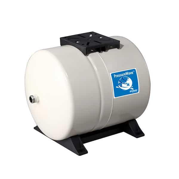 PressureWave Series 20 Litre Horizontal Pressure Vessel