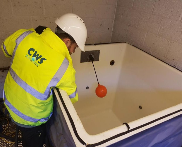 tank cleaning CWS