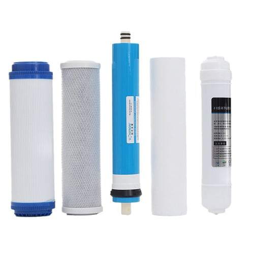 replacement RO water filters