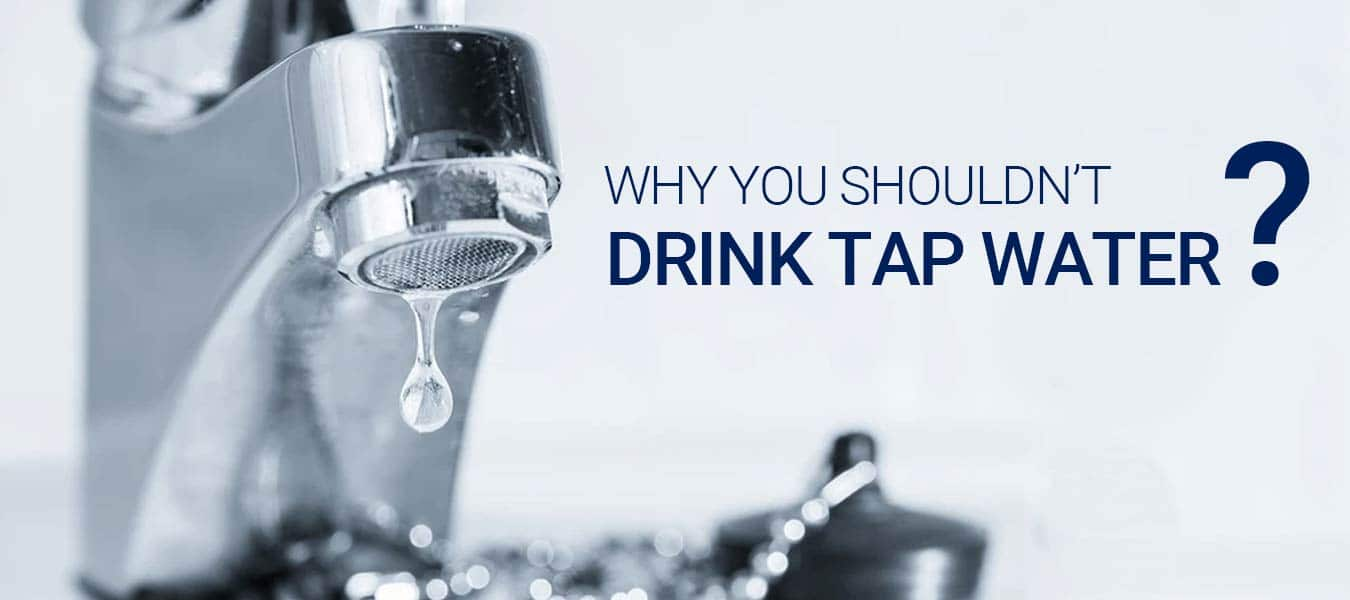 Why You Shouldn't Drink Tap Water in Ireland?